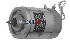 DC-Motor E-Motor Anteo Broc Oil Sistem Dautel MBB Palfinger 24V 2,2KW