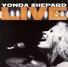 Live: A Retrospective by Vonda Shepard (CD, Mar-2005, 2 Discs, Jacket)