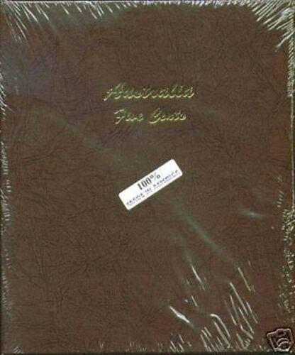 DANSCO Australia Five Cent Decimal Album #7336-1