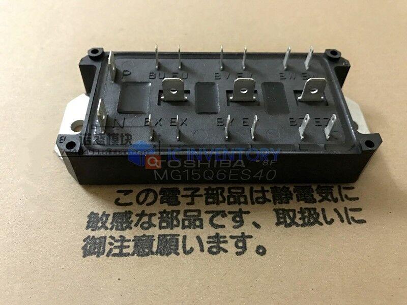 1PCS Toshiba Toshiba Toshiba MG15Q6ES40 Módulo Fuente De Alimentación Nuevo 100% garantía de calidad fae06b