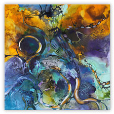 Unikat Moderne Design Malerei Abstrakt Öl Acryl Gemälde Bild von Bozena Ossowski