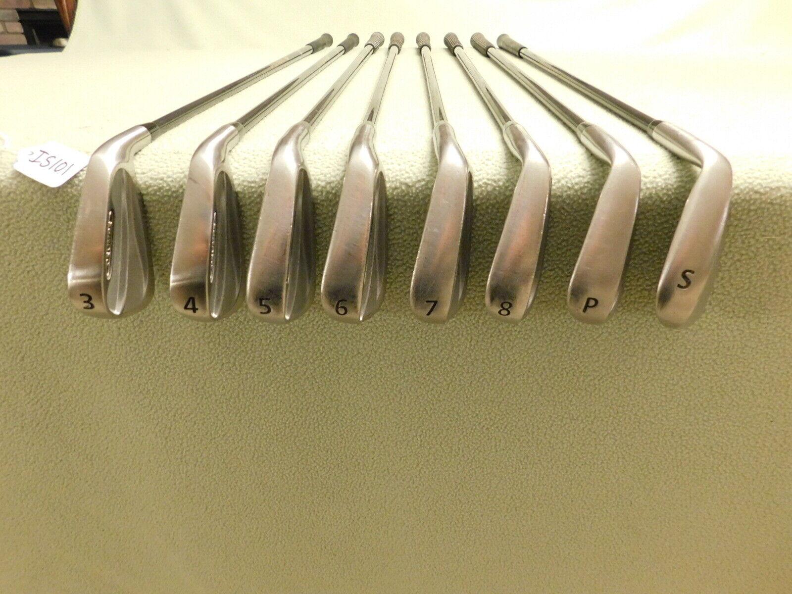 Orlimar 3-8 Hierro Set + PW & single Weave  IS101  orden ahora disfrutar de gran descuento