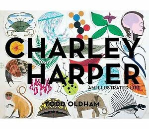 Charley-Harper-An-Illustrated-Life-Hardcover-by-Oldham-Todd-Harper-Char