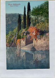 143656 cartolina como punta balbianello lago di como - Italia - 143656 cartolina como punta balbianello lago di como - Italia