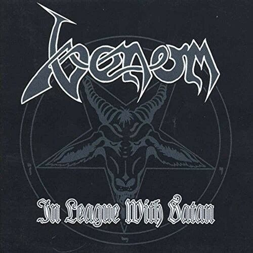 Venom - In League with Satan [New CD] UK - Import