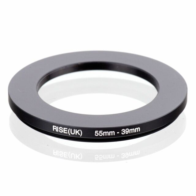 4 Pack Sensei 48mm Lens to 52mm Filter Step-Up Ring