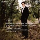 Klavierkonzerte von Litton,Sudbin,Bergen Philharmonie (2014)