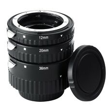 Meike N-AF1-B Mount Auto Focus Macro Extension Tube for Nikon D7100 D7000 D5300