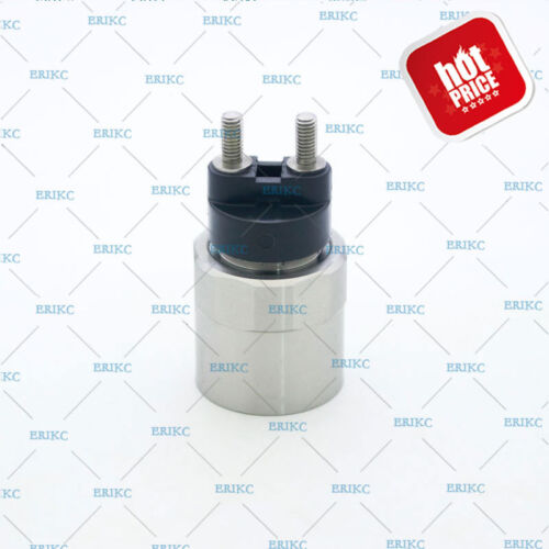 ERIKC Fuel Injector Electric Solenoid Valve Injection Head Valve for Denso Isuzu