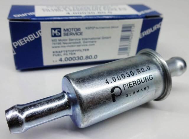 original PIERBURG Kraftstofffilter Dieselfilter Benzinfilter 400030800 für Alfa