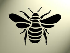 Shabby Chic Stencil A3 premium Bumble bee large Vintage (420x297mm) wall