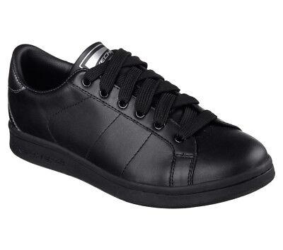Womens Skechers Omne Kort Klassix Bbk Black 720 Br Ebay