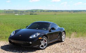 2010 Porsche Cayman S Rare Ultra Low Mileage REDUCED