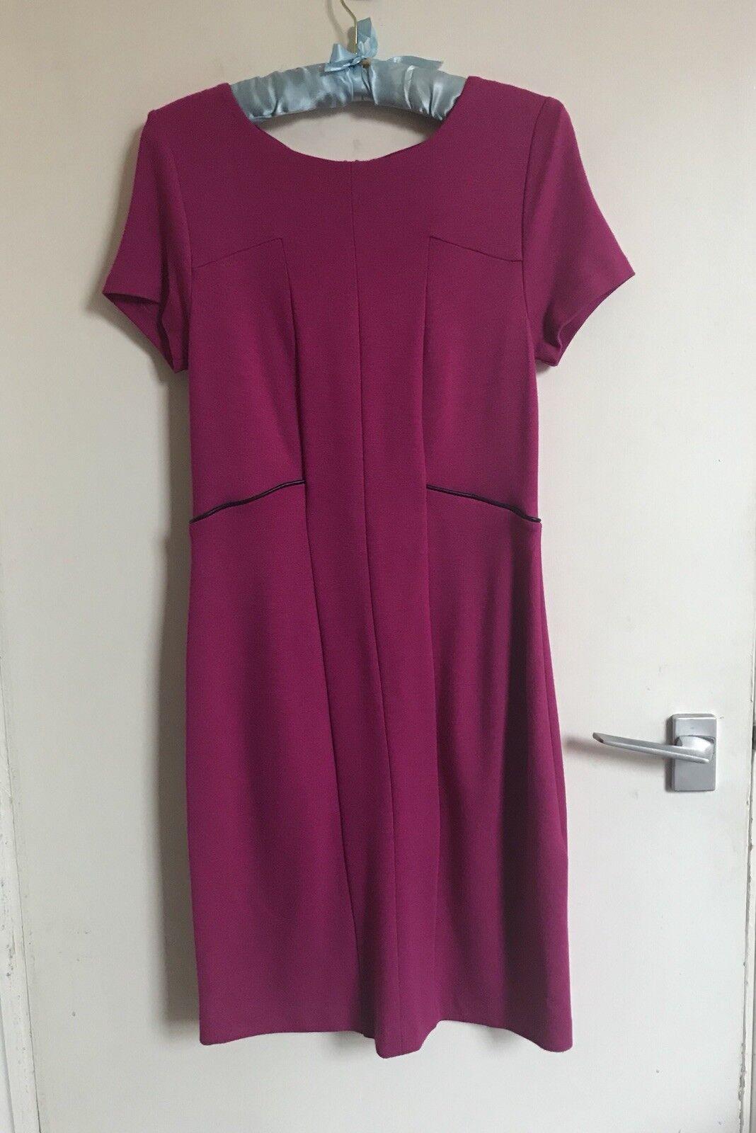 Coast Polyana Dress Size 8 New