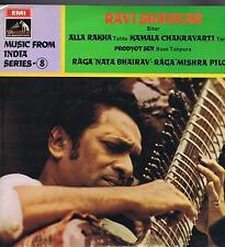 LP INDIA  RAVI SHANKAR ALLA RAKHA MUSIC FROM INDIA SERIES 8