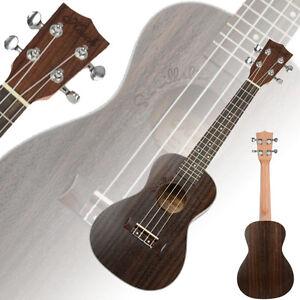 """Kasch 23"""" MUH-507 Exquisite Rosewood Concert Ukulele Instrument Hawaiian Guitar"""