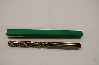 Precision Twist Taper Length Drill 135 Deg Cobalt