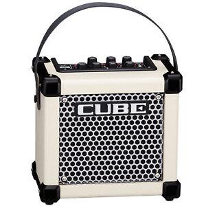 Roland-MICRO-CUBE-GX-AMPLIFICATORE-CHITARRA-Bianco