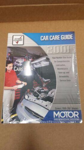 Motor Care Care Guide 1990-2001 Models