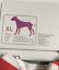 NWT Patriotic Dog Pet Costume Red Blue Hat Star stripes 4th July  XS S M L XL