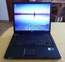Notebook HP Compaq nx6310 - Windows 7 Office 2013