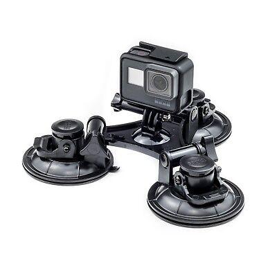 Car Mount Holder For Olympus TG-tracker Nikon Key mission 80 Action Cam