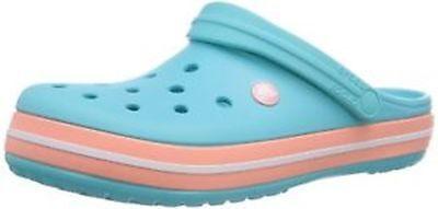 Verantwortlich Crocs Crocband Clogs Relaxed Fit Shoes Sandals Ice Blue Size M11 R562 Kataloge Werden Auf Anfrage Verschickt