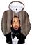 Rapper-Nipsey-hussle-3D-Print-Men-Womens-Casual-hoodies-Sweatshirt-Pullover-Tops thumbnail 20