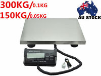 300kg Digital Postal Scale For Shipping Weight Postage Super Power Platform3830
