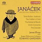 Orchesterwerke Vol.2-Taras Bulba/Jealousy/+ von EHNES,Andersson,Bergen Philharmonic Orch.,Gardner (2015)