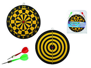 Image Is Loading Dart Board Game 2 Darts Gift Boxed Table