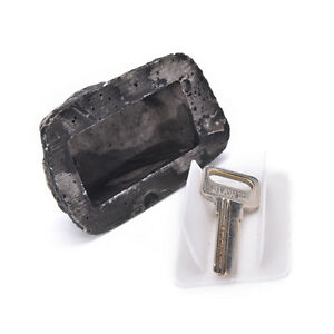 Spare-House-Safe-Hidden-Hide-Security-Rock-Stone-Case-Box-for-Key-Hide-sP-ZP-xh