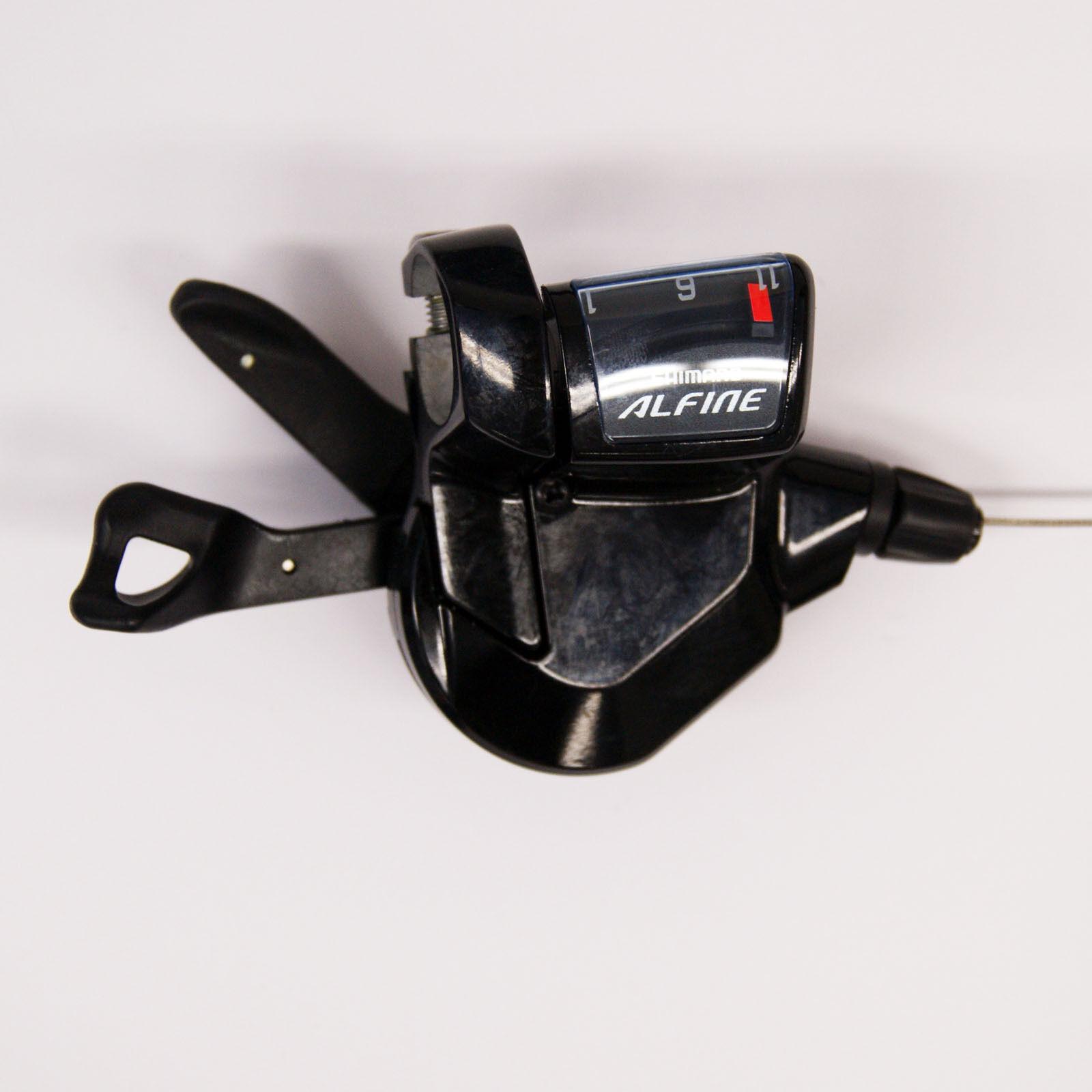Shimano Alfine SL-S700 Negro Palanca de Cambio (Derecha Solo) ISLS700210LL