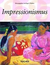 Fachbuch Malerei des Impressionismus, Bazille Caillebotte Morisot Pissaro, NEU