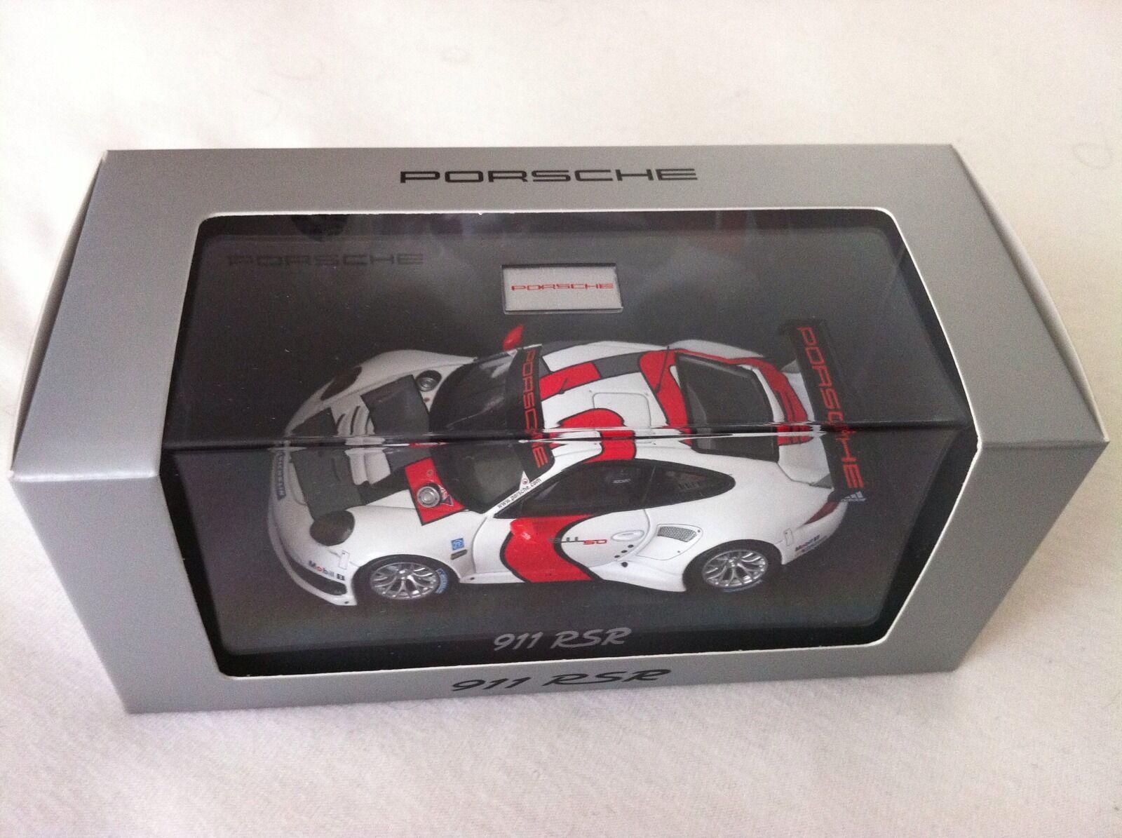 Original Porsche 911 RSR 1 43 991 GT3 WAP0200270E Manthey Le Mans Spark NEU OVP  | Kunde zuerst