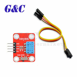 Digital Temperature &Humidity DHT12 Compatible DHT11 Module For Arduino New