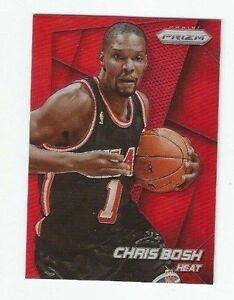 Chris-Bosh-2014-15-Prizm-Red-Refractor-49-Miami-Heat