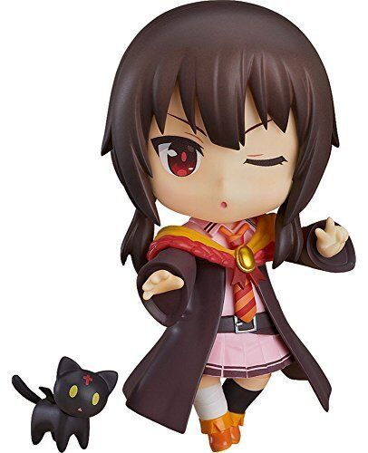 NENDgoldID 851 KONOSUBA 2 MEGUMIN SCHOOL UNIFORM VER FIGURE GOOD SMILE COMPANY
