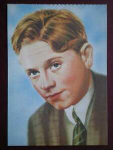POSTCARD MICKEY ROONEY - <span itemprop=availableAtOrFrom>Tadley, United Kingdom</span> - Full Refund less postage if not 100% satified Most purchases from business sellers are protected by the Consumer Contract Regulations 2013 which give you the right to cancel the purchase w - Tadley, United Kingdom