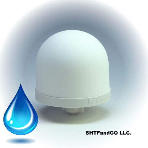 2 Pack Ceramic Dome Water Filter Zen Water System Replacement .2-.5 micron