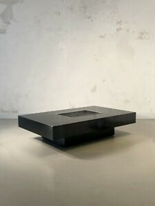 1970-WILLY-RIZZO-MARIO-SABOT-TABLE-BASSE-POST-MODERNISTE-MEMPHIS-SHABBY-CHIC