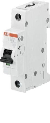 ABB mini circuit braker S201-B6 2CDS251001R0065