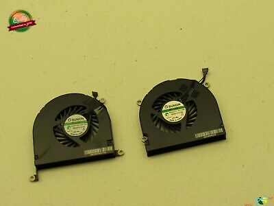 "NEW MacBook Pro 17/"" A1297 2011 Fan Set MG45070V1-Q021-S9A MG45070V1-Q010-S99 USA"