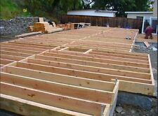 Plans How To Build Home Made Wood Frame Floor for Your House