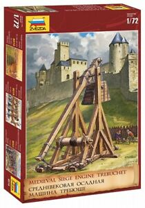 Zvezda-8516-1-72-Medieval-Siege-Motor-Trebuchet-Nuevo