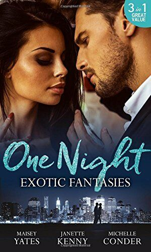 1 of 1 - One Night: Exotic Fantasies: One Night in Paradise / Pirate Tycoon, Forbidden ,