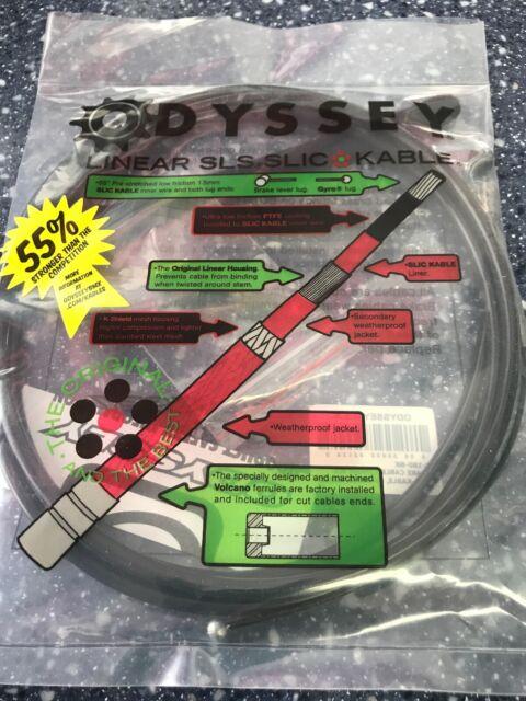 Odyssey Linear SLS Slic 1.5mm Brake Set Black