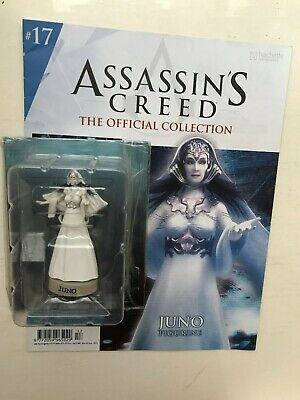 The Assassins Creed Hachette Collection Issue 17 Juno Figure