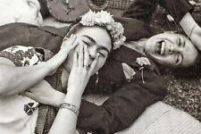 "MX06176 Frida Kahlo - 1907- 1954 Self–Taught Self Portraits Art 21""x14"" Poster"