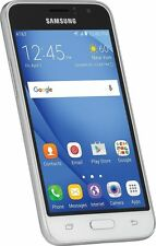 New Samsung Galaxy Express 3 White SM-J120A GSM Unlocked 4G LTE AT&T Smartphone